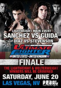 Ultimate Fighter 9 Finale Live Streaming