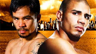 Pacquiao vs Cotto Replay Video