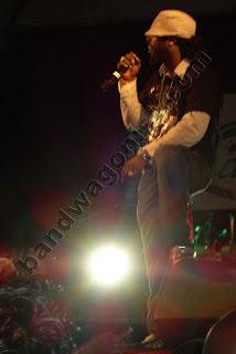 Bunji Garlin @ Jamboree 2007