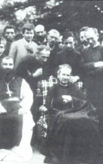 Don Bosco anciano