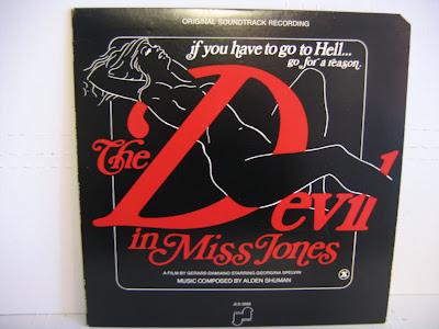 Cover Album of The Devil in Miss Jones-ost-janis 1973