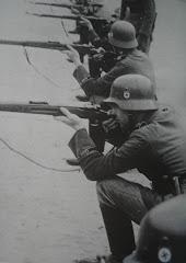 Trainamento de soldados da Waffen-SS