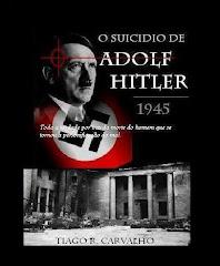O SUICIDIO DE ADOLF HITLER