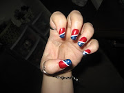 My July 4th Nails