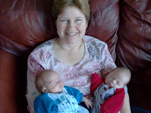 Oma Vickey and the twins