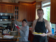 Cooking Mother's Day Breakfast