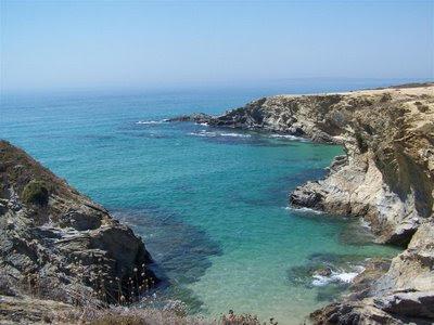 побережье, красота