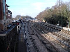 Farnborough Station