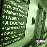 Dr. Dre Ft. Eminem & Skylar Grey - I Need A Doctor