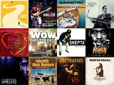 Novedades discográficas (Semana del 1 al 7 Feb. '11)