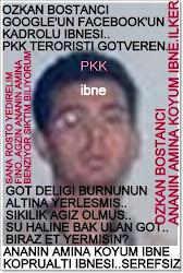 ISTE O IFFETSIZ PKK DURTMESI GOTVEREN ÖZKAN BOSTANCI PIC'I..