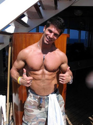 SUPER HUNKS 5 Ryan Lebar