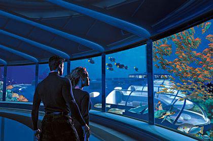 Hoteles sub-acuáticos II (Las vacaciones del futuro, 5ª entrega)