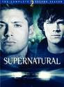 Supernatural Season 2 DVD Cover