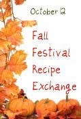 Fall Festival Recipe Exchange