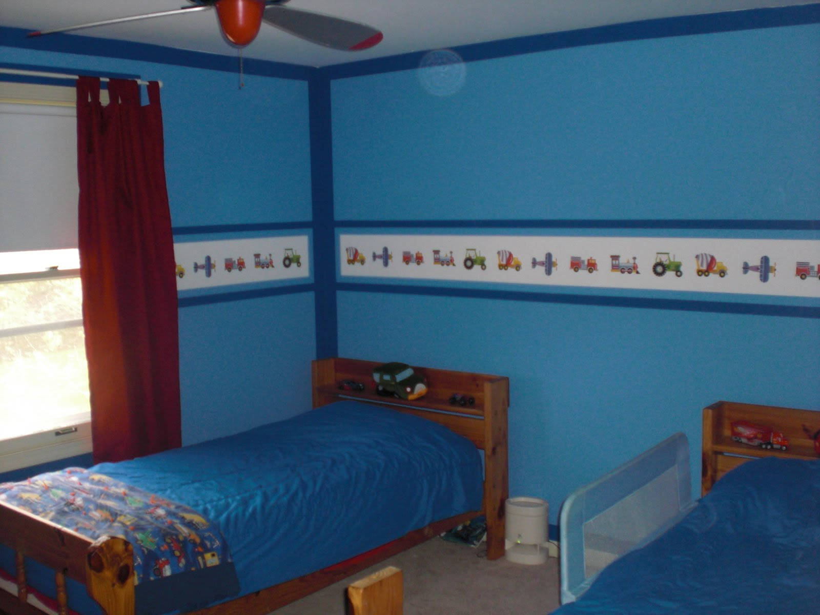 Kids Bedroom Makeover the pumpkin patch: transform tuesday -- boys' bedroom makeover