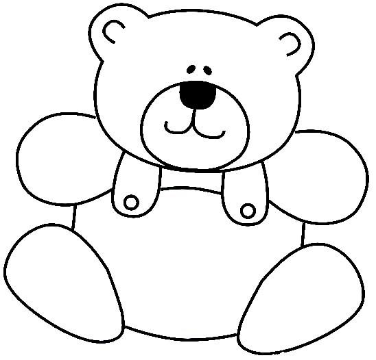 Patchcolagem Camiseta Infantil  Urso Beb