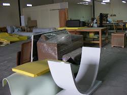 Kegiatan Produksi Sofa dan Meubel