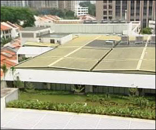 water rooftop gardens however green buildings are expensive to build
