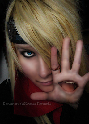 Cosplay Photo on Lonewolf Sharing  Cool Deidara Cosplay