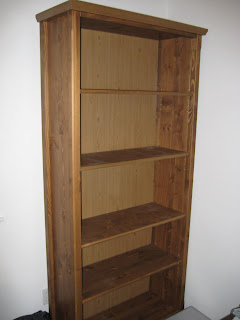 Moving Ikea Markor Bookshelf 100 Obo