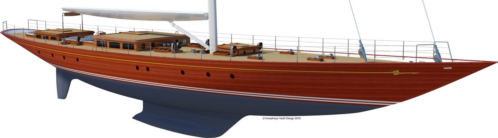 New Superyacht Design From Rob Humphreys The Howorths