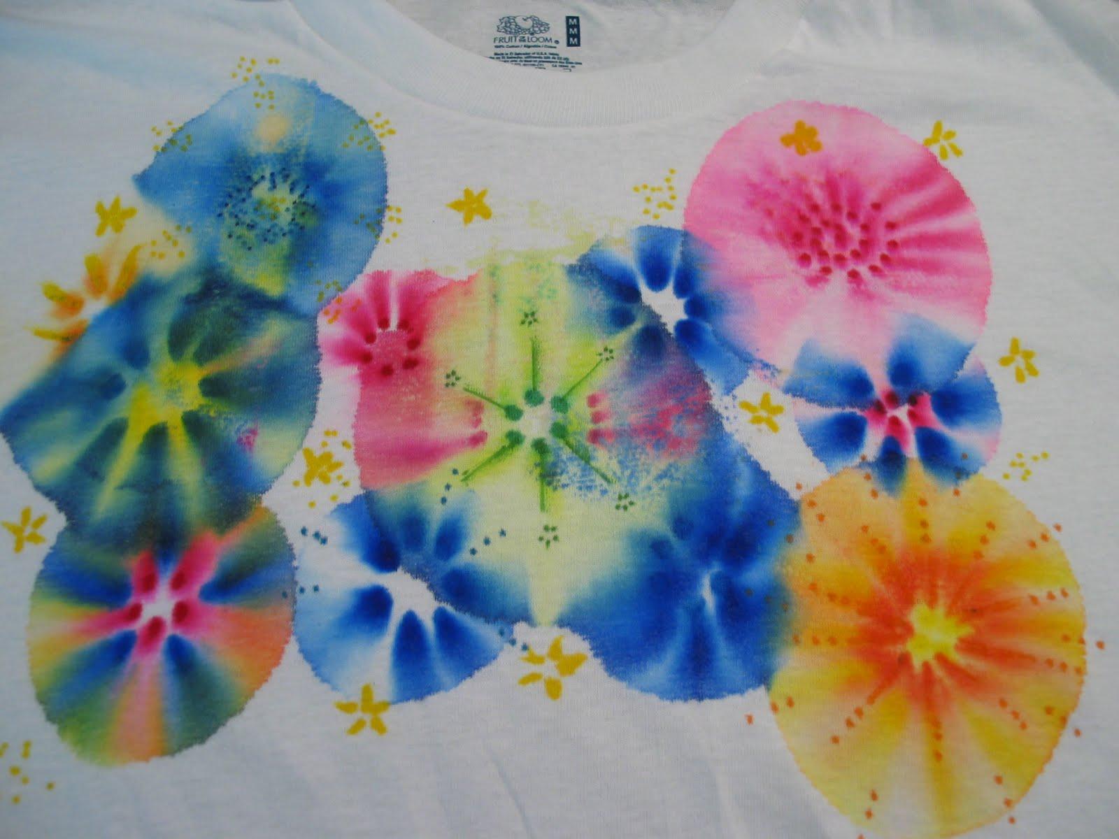 Star spangled t shirt