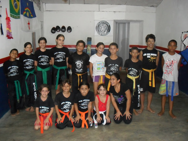 KICK BOXING CLUB