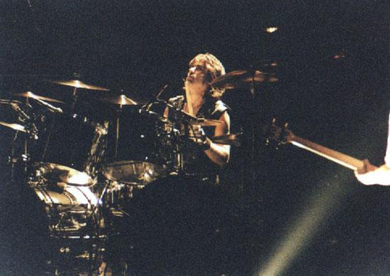 Cozy Powell - The Right Side (1981) -