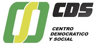 Centro Democrático y Social (CDS).- CDS%2Blogo%2Blimpio