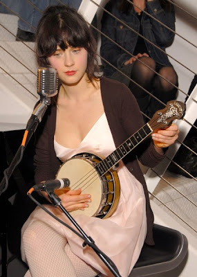 zooey deschanel muse