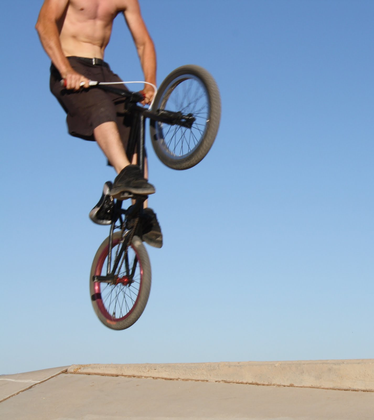 How to learn BMX tricks - Quora