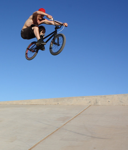 cool easy bmx tricks