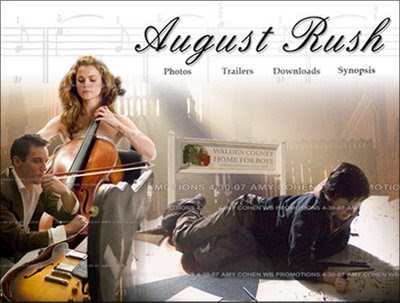 ver pelicula august rush