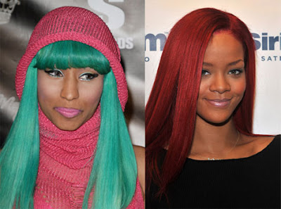 Nicki Minaj Rihanna FLY