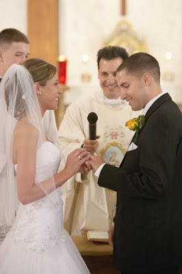Mt Carmel Church Wedding