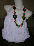 Necklace Flo Color