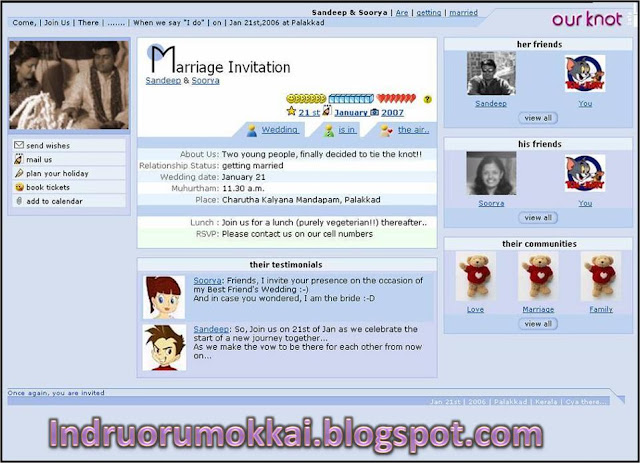 how to make mobile invitations