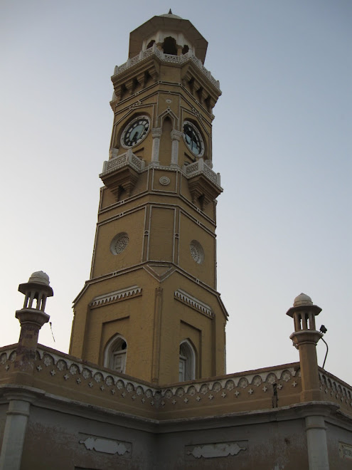 The Victoria Tower, Jacobabad, Pakistan