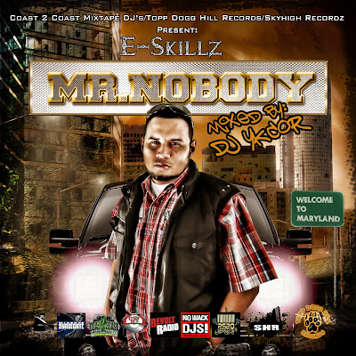 [The Fleet Djs] New Post : E-Skillz – Mr. Nobody (Mixed By DJ Ykcor)