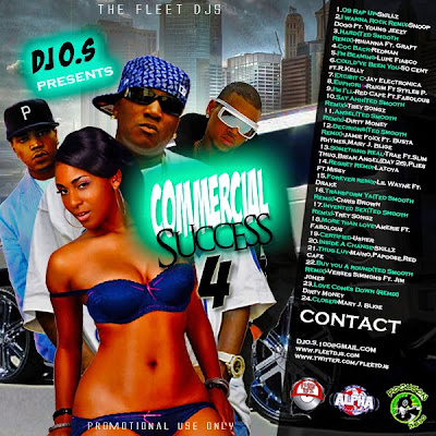 [The Fleet Djs] New Post : DJ O.S Commercial Success 4