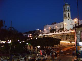 Paysages du Mexique - Papantla