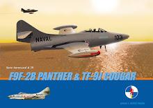 Serie Aeronaval Nº 29 - El F9F-2B Panther
