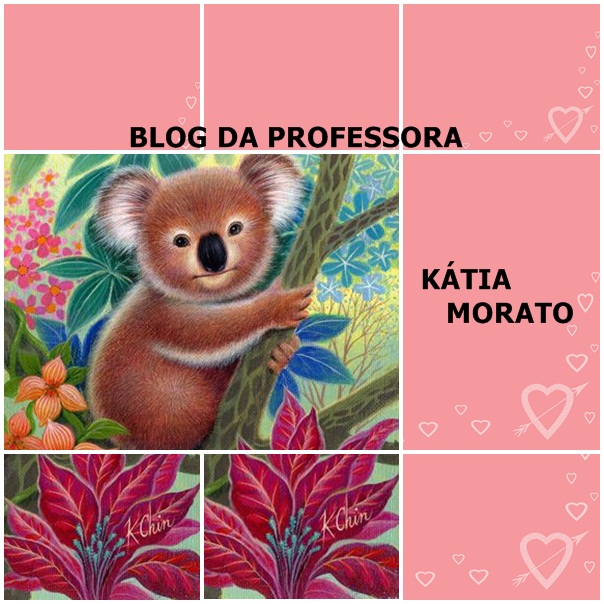 Blog da prof Katia