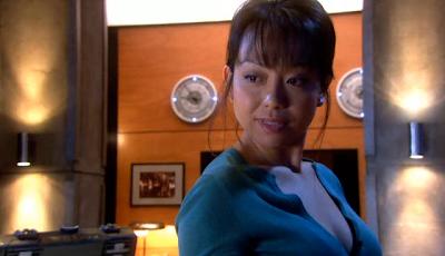 Toshiko Sato (Naoko Mori)