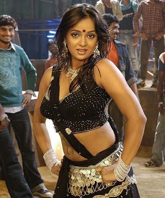 tanurai in spicy item songs shoot glamour  images
