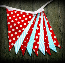 Buntings & Name Garlands....