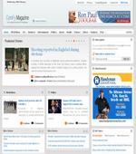 Comfy Wordpress Theme