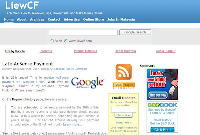 LiewCF.com Technology Web How-to Reviews Tips Downloads Make Money Online