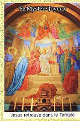 Jesus retrouve dans le Temple